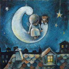 moon cradle