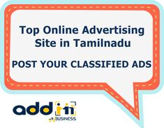 Free local classifieds and business promotion service in Tamilnadu Sell Property, Free Classified Ads, Online Advertising, Promotion, Business, Top, Store, Business Illustration, Crop Shirt