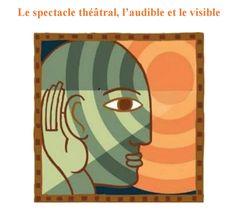 LE SPECTACLE THÉÂTRAL, L'AUDIBLE ET LE VISIBLE