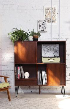 Assembly home media console - urban outfitters. assembly home media console - urban outfitters home entertainment, modern entertainment center, mid century Home Entertainment, Modern Entertainment Center, My Living Room, Home And Living, Mid Century Living Room, Home Furniture, Furniture Design, Furniture Ideas, Retro Furniture
