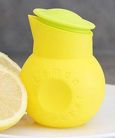 Look at this #zulilyfind! Lemon Squeezer by make my day #zulilyfinds