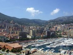 "Monaco, I still remember when I went and saw the beautiful ""Port"""