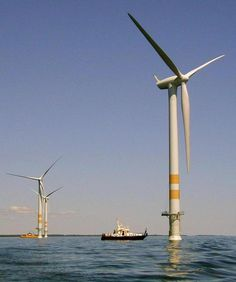 7.2.14 - Hopes for hydro may blow away offshore wind - The Boston Globe - Massachusetts planning for  coal free energy production, adopts clean energy legislation that may have unintended consequences.   Importing hydro energy from Canada could imperil the nascent offshore wind industry.