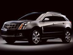 Cadillac SRX- My choice in family vehicle :)