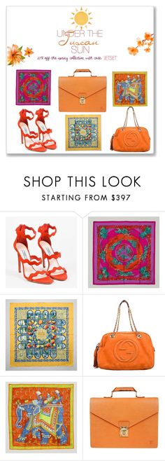 """""""Under The Tuscan Sun"""" by snobswap on Polyvore"""