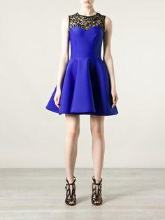 MSGM - a-line dress 8