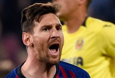 FBL-ESP-LIGA-VILLARREAL-BARCELONA Villarreal Cf, Messi Goal Video, Lionel Messi, Messi Goals, Barcelona, High Resolution Picture, Barcelona Spain