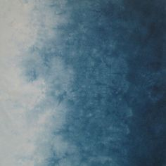 Hand Dyed Fabric Gradient Sea and Sky by vickiwelsh on Etsy