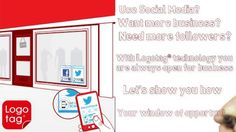 So what are we all about? Let's show you... #logotag #socialmediamarketing #scribe #videoscribe