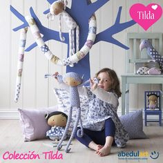 ¡Nos ha llegado la nueva Colección de Tilda!! Nos encantan los nuevos productos y por eso no queríamos esperar para enseñarlos, ¡si los quieres son tuyos con tan sólo un click! ¡Te conquistarán!