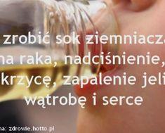 hotto.pl-sok-ziemniaczany-leczy-choroby-jak-zrobic Detox, Gold Rings, Diy, Bricolage, Do It Yourself, Homemade, Diys, Crafting