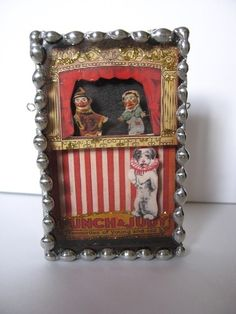 mini punch and judy