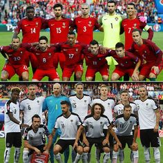 UEFA EURO Group F match  Portugal disappointed everyone by ending in a  scoreless draw against Austria! 6096cd1f81cb1