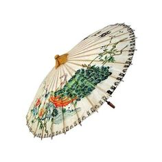 Chinese Peacock Parasol ($110) ❤ liked on Polyvore featuring home, home decor, decorative objects, black parasol, peacock home accessories, chinese home decor, black home decor and chinese parasol