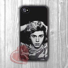 Evan peters black and white-1nn for iPhone 6S case, iPhone 5s case, iPhone 6 case, iPhone 4S, Samsung S6 Edge