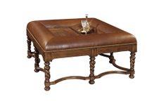 Wonderful coffee table  ottoman- Harden Furniture