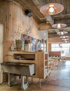 FANCY! Design Blog | NZ Design Blog | Awesome Design, from NZ + The World: cafe…