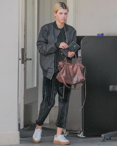 Sofia Richie Out and About in Beverly Hills