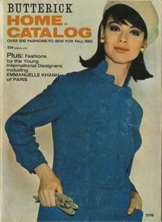 83 500 Vintage Sewing Patterns are Now Available for You to See