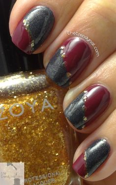 Maria-Louisa-Nail-Art-THE TRENDY NAIL