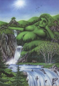 Gaia - Mother Earth