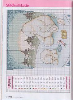 Gallery.ru / Фото #22 - Cross Stitch Crazy 104 ноябрь 2007 - tymannost