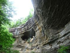 Red River Gorge, KY Come May 7th, I will e climbing here. Hooray!