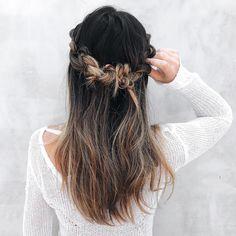 Hello hair goals @marianna_hewitt