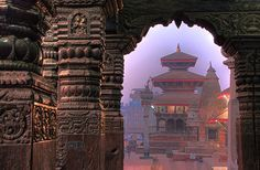 Patan Durbar Square - Nepal #fairfieldgrantswishes