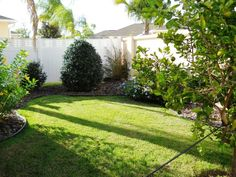 OFF MARKET.  This 2 bedroom courtyard villa at 2159 CHERRY VALE PL THE VILLAGES, FL  32162. This photo shows the pretty backyard of villa selling for $177,700.  bond payoff is 8648.03.