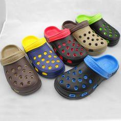 $11.99 (Buy here: https://alitems.com/g/1e8d114494ebda23ff8b16525dc3e8/?i=5&ulp=https%3A%2F%2Fwww.aliexpress.com%2Fitem%2FSlippers-Mens-Summer-Sandals-Clogs-Beach-Garden-Shoes%2F32738488292.html ) Slippers Mens Summer Sandals Clogs Beach Garden Shoes for just $11.99