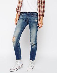 Denim & Supply by Ralph Lauren | Denim & Supply By Ralph Lauren Skinny  Boyfriend Jeans