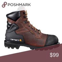 63db12d6df03 Carhartt Men s Brown CSA Boot CMR 6859 Carhartt Men s Brown CSA Boot CMR  6859 - 6