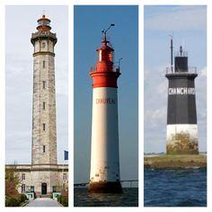 Lighthouses of Ile de Re, France