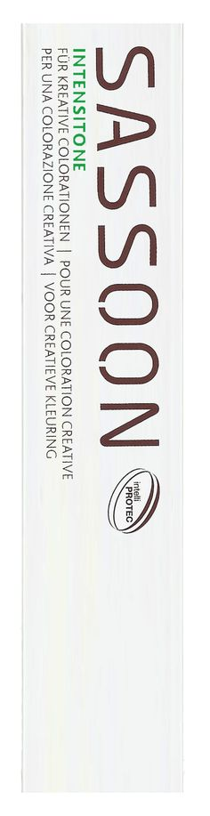 Sassoon Professional Intensitone Green 30ml.