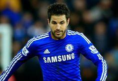 Chelsea Vs Everton, Cesc Fabregas Dipastikan Fit - Pelatih Chelsea, Jose Mourinho menegaskan bahwa Cesc Fabregas sudah dalam kondisi fit...