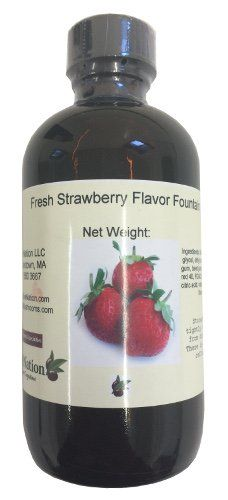 Fresh Strawberry Flavor Fountain 4 oz by OliveNation >>> Read more  at the image link. #DessertsPorn