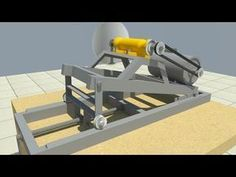 Cierra Circular, Table Saw, Science And Technology, Projects, Youtube, Design, Model, Diy Tools, Woodturning