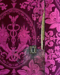 ROBERT POLIDORI, ''Door Detail, Attique du Midi, Versailles''