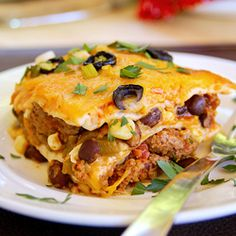30-Minute Mexican Lasagna To view recipe please click: View Recipe Preparation Instructions.