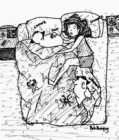 Bah Humpug: While I Was Sleeping