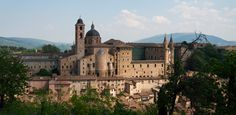 Travel to Urbino, Italy for a romantic, luxurious, classic Italian experience.