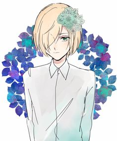 Yuri!!! On Ice (ユーリ!!! On ICE) - Yuri (Yurio) Plisetsky