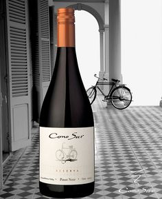 Cono Sur Reserva Pinot Noir Chile | Flickr - Photo Sharing!