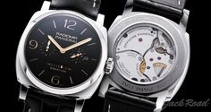 PANERAI  Radiomir 1940 Equation of Time 8 Days Acciaio  / Ref.