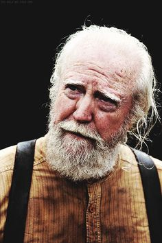 "Hershel Greene ""Too Far Gone""..Really gonna miss you I was crying like a baby screaming at my tv why!!! why !!!"