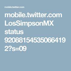 mobile.twitter.com LosSimpsonMX status 920881545350664192?s=09