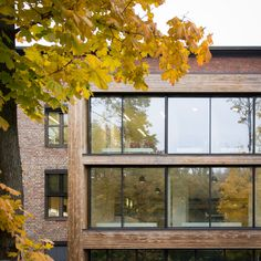 ROM Eiendom AS engaged Various Architects to design the development of a historical building in Lodalen, Oslo, Norway Oslo, Offices, Norway, Woods, Building, Design, Woodland Forest, Buildings, Forests