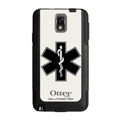 Otterbox Commuter Star of Life Case for Samsung Galaxy Note 3 $50