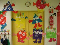 EXPO MONSTRE ! - Le site de la maternelle André Gide à Magny-les-Hameaux